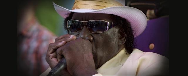 St. Louisan Big George Brock has performed at past Bluesweek festivals.