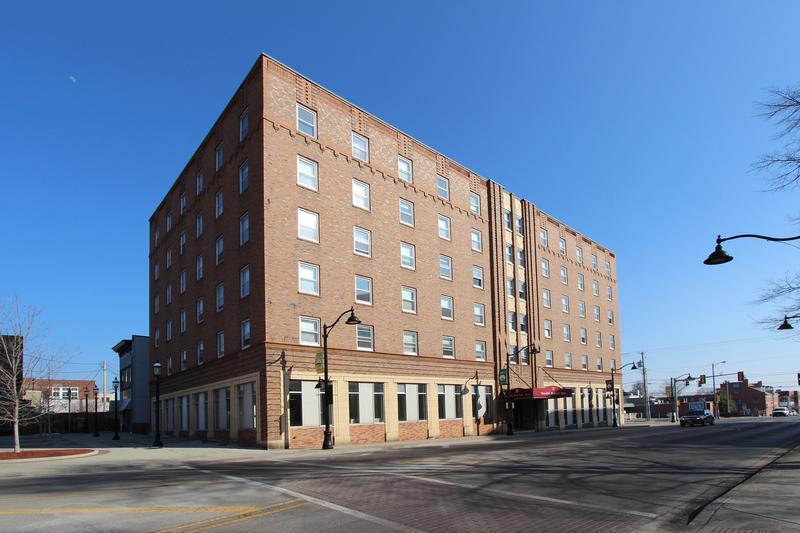 Millstadt Water Tower Hotel Belleville Make Illinois Historic