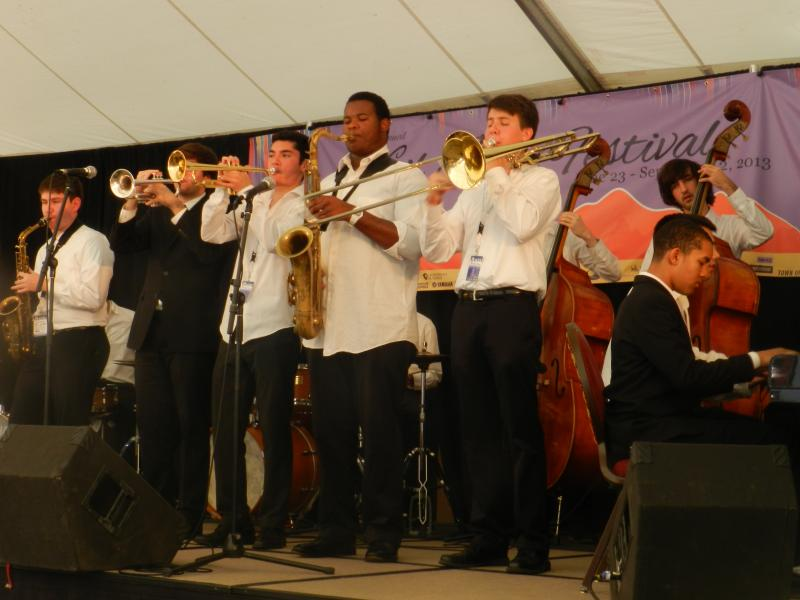 2013 Vall Jazz Fwstival All-Stars