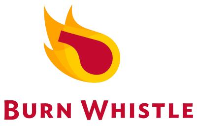 burn whistle logo