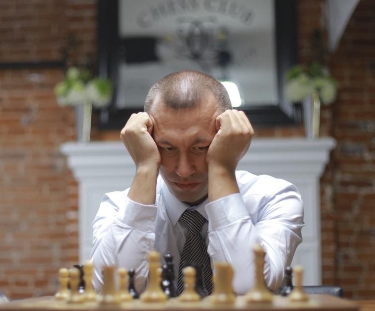 Gata Kamsky seeks to defend his title at the 2014 U.S. Championship.