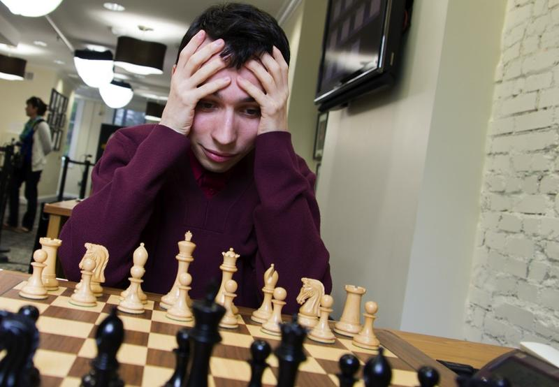 Aleksandr Lenderman will be playing for his first U.S. Championship.