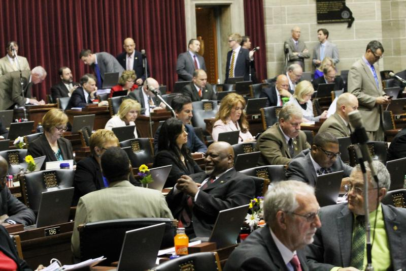 This year's legislative session is in the books. But it's possible that a veto of the school transfer bill could put this year's session in to overtime.