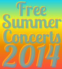 Summer Concerts 2014 logo