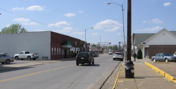 Steele, Mo. is a town of just over 2,000 people, deep in the south of Missouri's Bootheel.