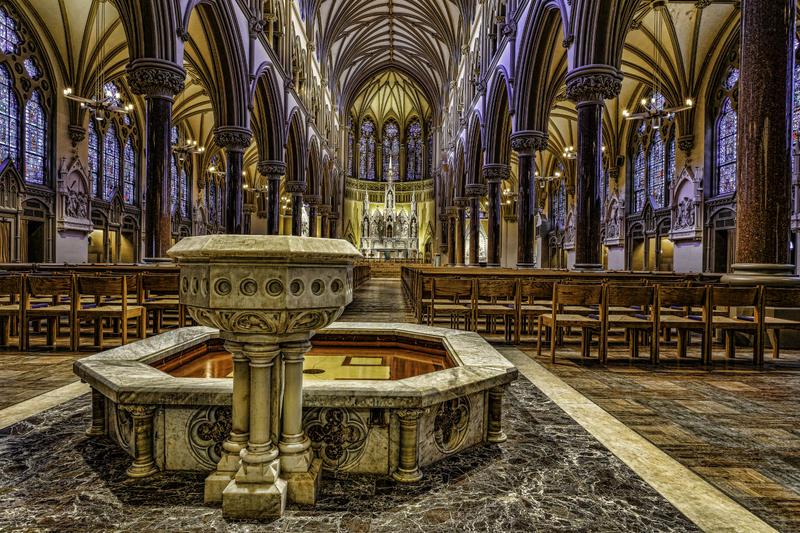 Untitled (St. Xavier Church) by Craig R. Spradling, February 2014 (Amateur)
