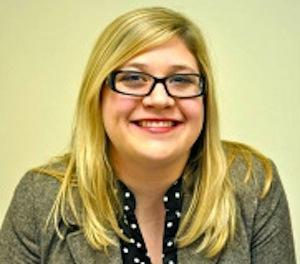 Board president Dara Strickland