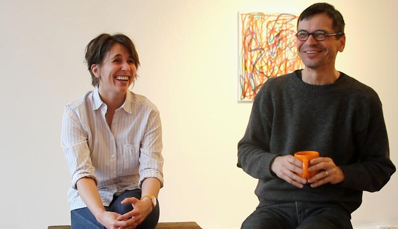 Jessica Baran and Galen Gondolfi