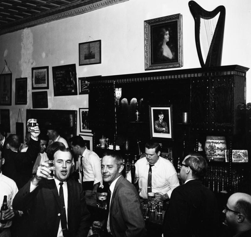 O'Connell's was the last holdout of all the Gaslight Square establishments. Jack Parker stuck it out until 1972, before moving the bar ― complete with its 1904 World's Fair chandeliers and other Gaslight décor ― to its current location on Kingshighway.