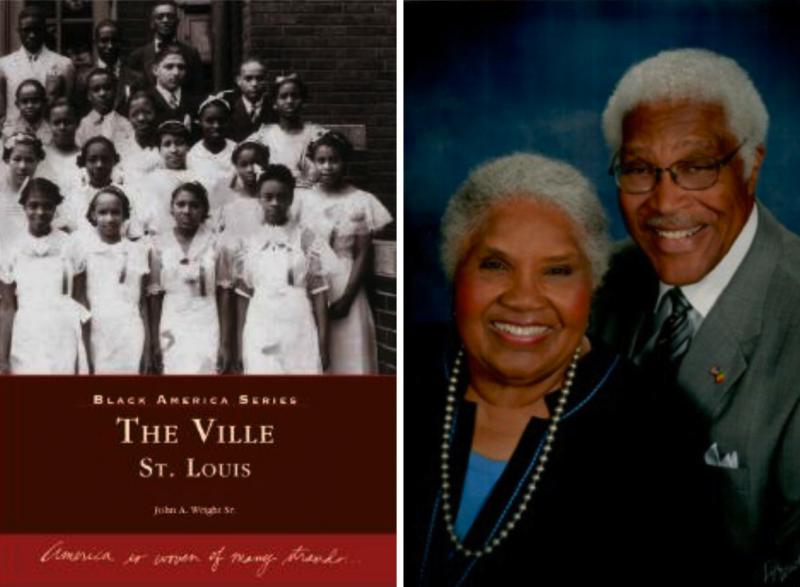 The Ville book and Silvia and John Wright. The Wrights have written some books together.