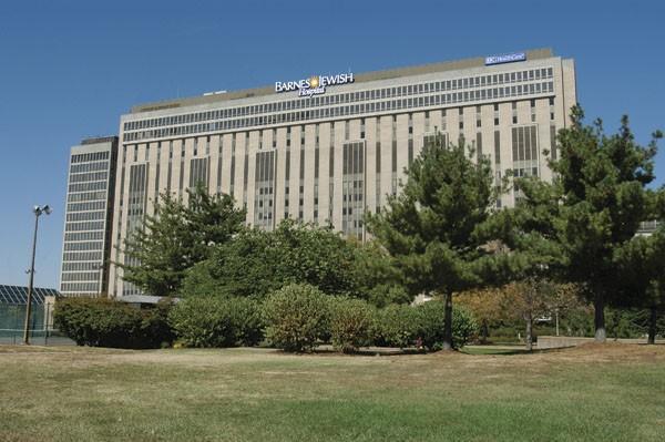 Barnes Jewish Hospital in St. Louis