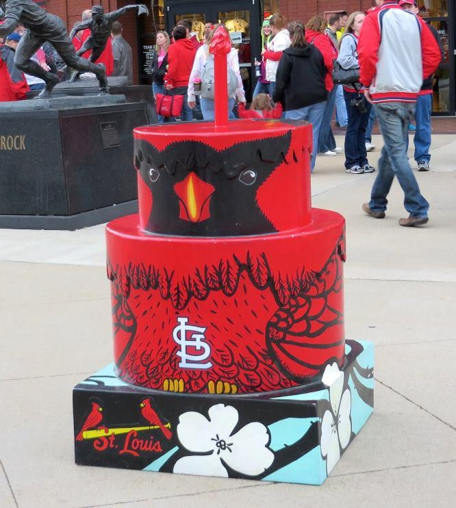 Cardinals Take The Cake Why St Louis Public Radio