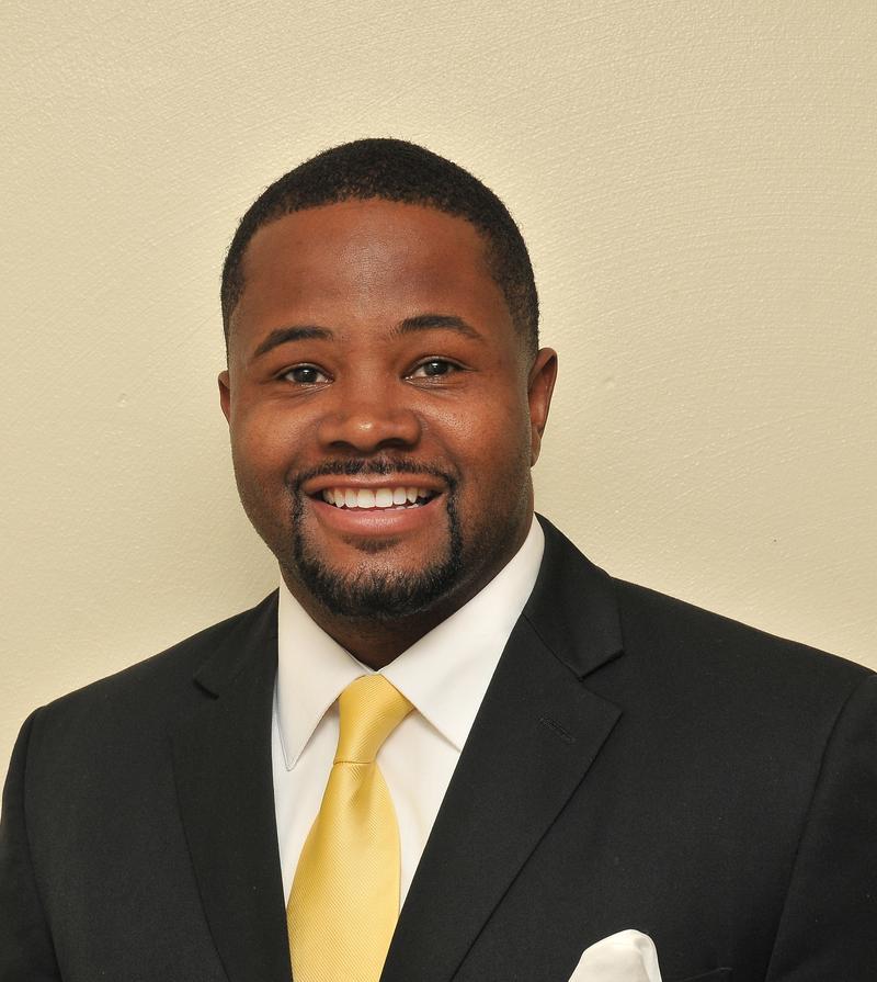 Harris-Stowe State University President Dwaun Warmack