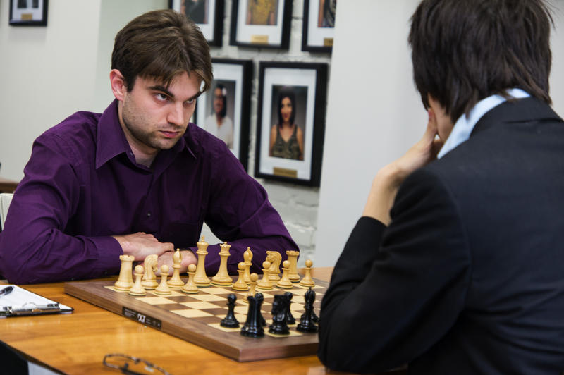 The patented death stare of American Grandmaster Sam Shankland is now being felt on the international stage.