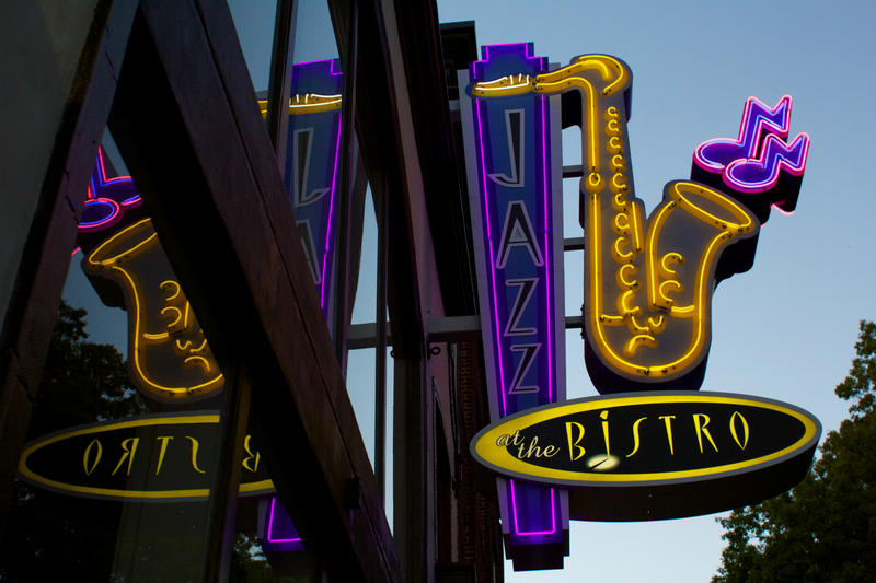 Jazz at the Bistro's new season opened Friday, October 3.