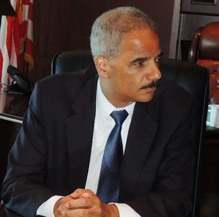 Attorney General Eric Holder visited Ferguson Aug. 20.