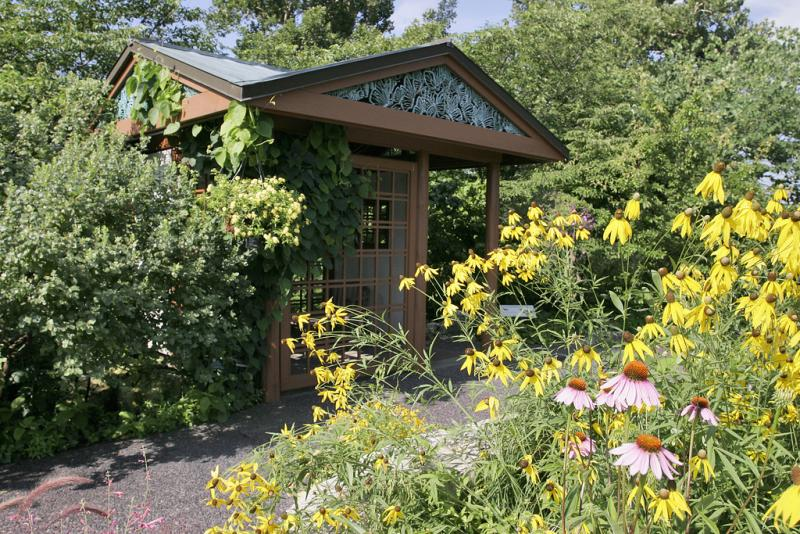 The Kemper Center For Home Gardening at the Missouri Botanical Garden