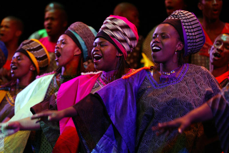 Soweto Gospel Choir 2005-2006