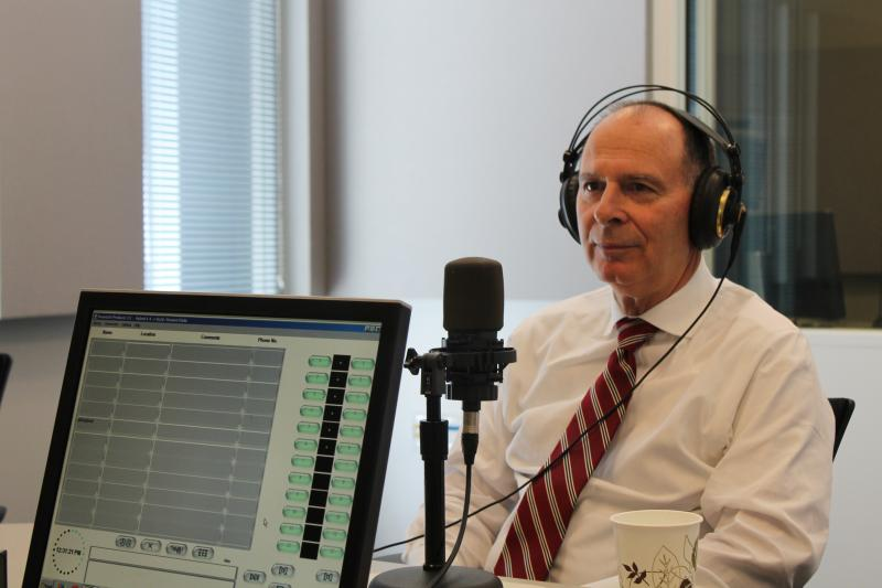U.S. Rep. Bill Enyart, D-Belleville, appears on St. Louis on the Air on Thursday.