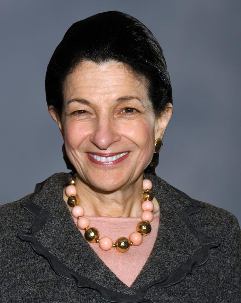 Former U.S. Sen. Olympia Snowe, R-Maine