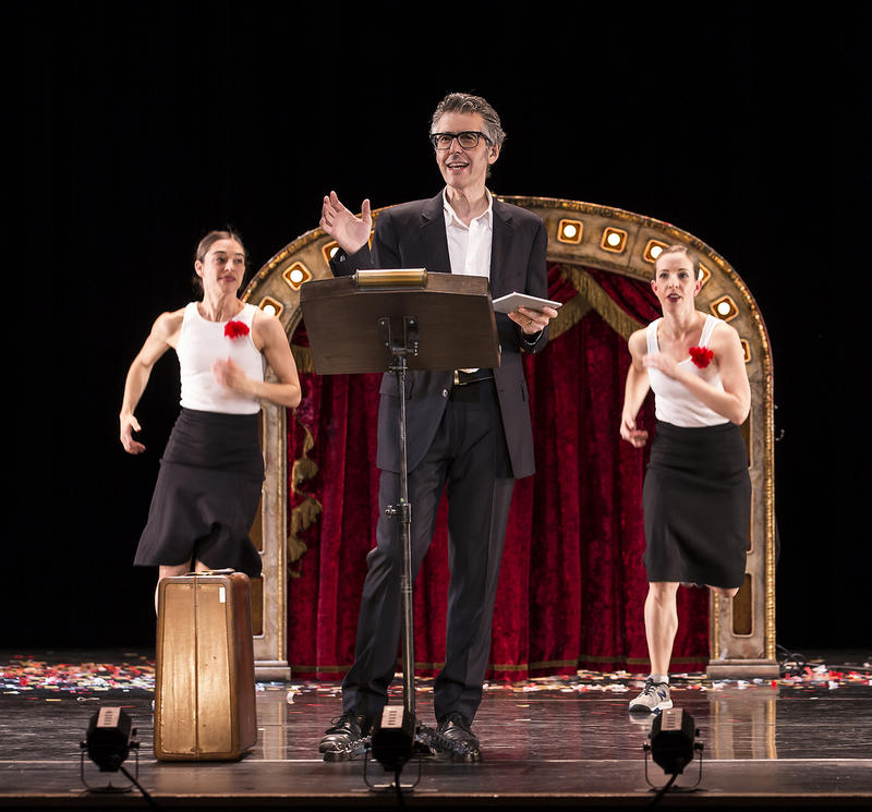"From Ira Glass' ""Three Acts, Two Dancers, One Radio Host"""