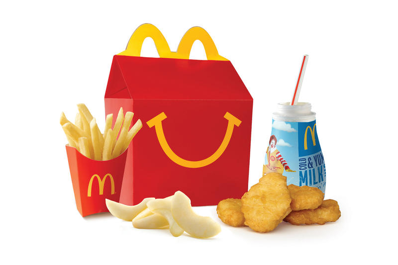 McDonald's Chicken McNugget Happy Meal