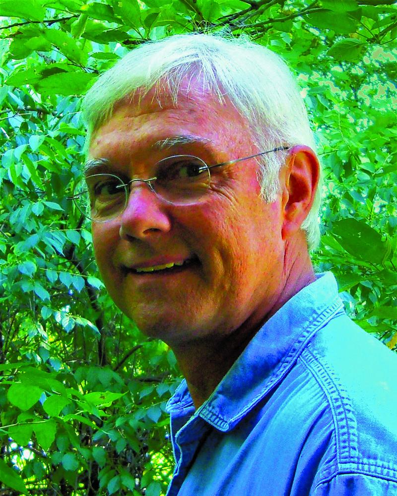Author Joe Johnston