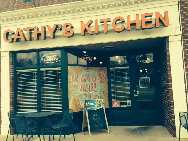 #FergusonRebuild, Cathy's Kitchen