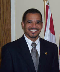 Ferguson City Councilman Dwayne James