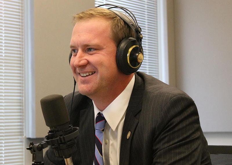 Sen. Eric Schmitt, R-Glendale, Nov 11, 2014