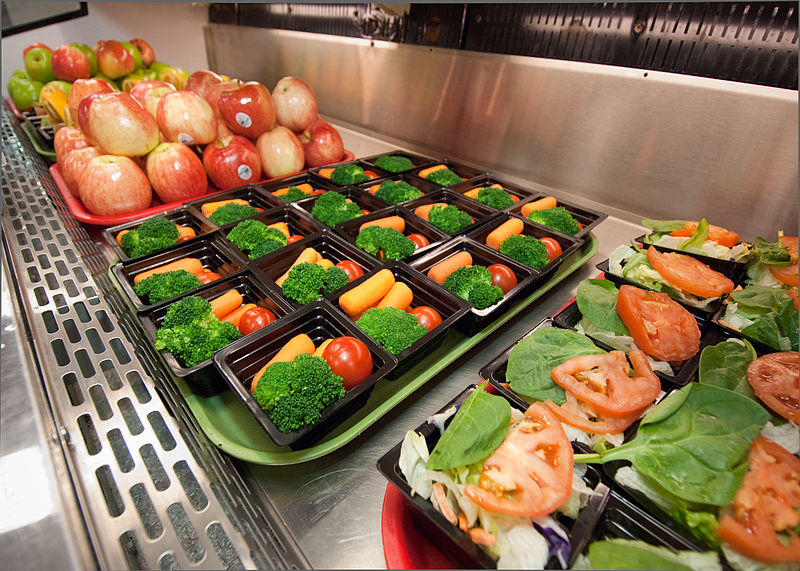 The Missouri Agriculture Department is hoping Farm-to-School value-added grants will bring more locally produced food into schools.