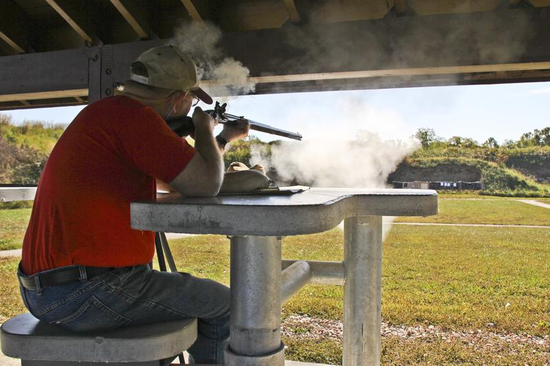 Residents using many of the state's unstaffed shooting ranges will be asked to take a voluntary exit survey throughout 2015.