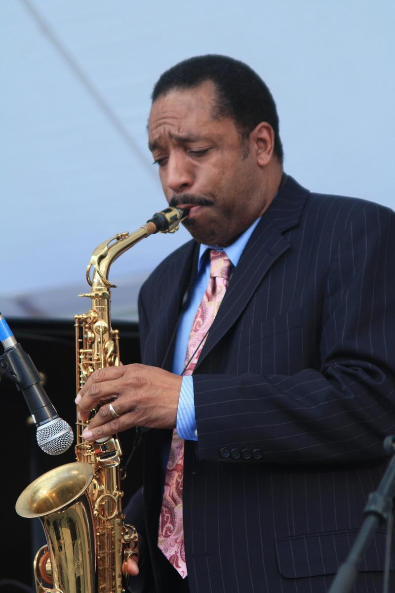Donald Harrison-2010