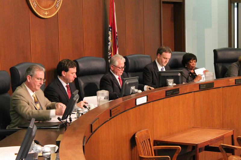 As of right now, St. Louis County Executive Steve Stenger effectively has a five-person coalition on the St. Louis County Council -- including its two Republican members.