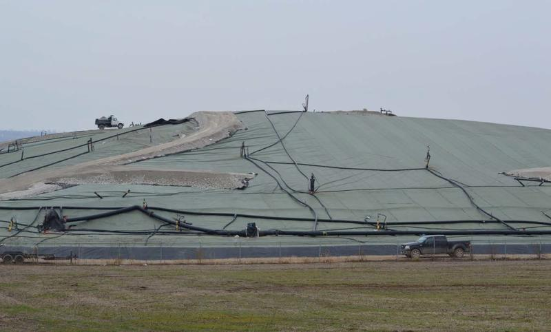 An underground fire has been smoldering in the southern part of the Bridgeton Landfill for more than four years. Now the state is concerned the north quarry may also be heating up.