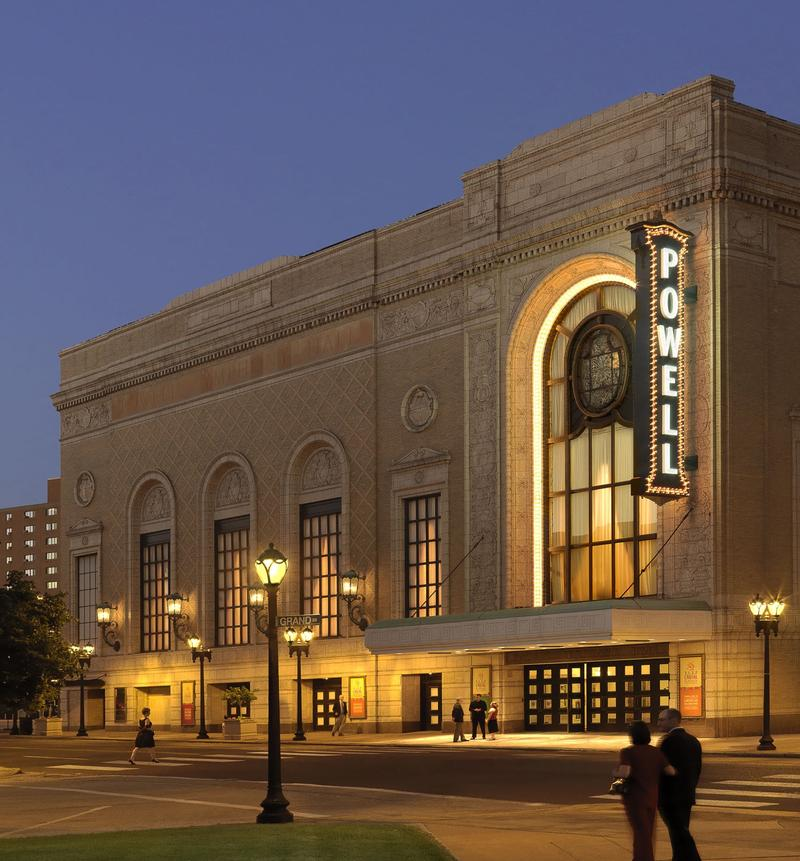 USE THIS Powell Symphony Hall