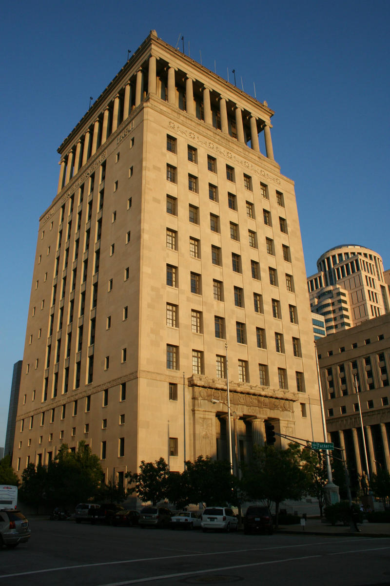 Civil Courts building, St. Louis