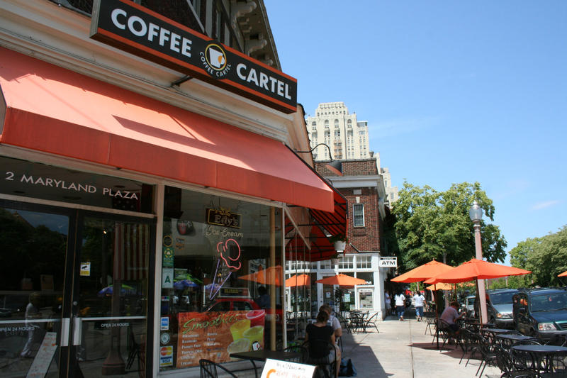Coffee Cartel, Central West End, St. Louis, CWE