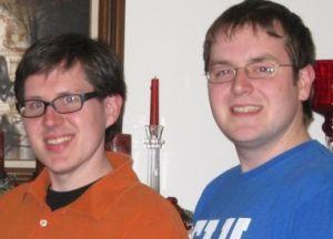 Matt and Tom Smith