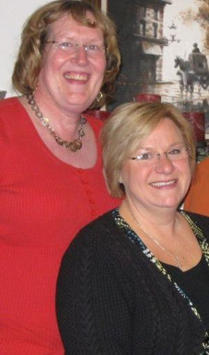 Michelle and Debbie Smith
