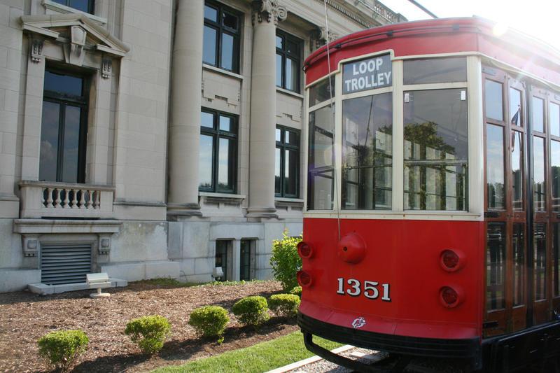 trolley missouri history museum
