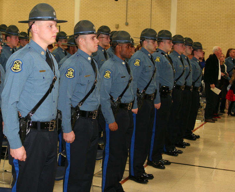 The Missouri State Highway Patrol has put out a call for trooper applicants, while it acknowledges it has struggled to attract minority recruits. The agency's 99th recruit class graduated in December.
