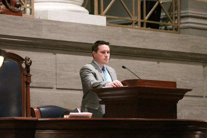 Ryan Silvey, R-Kansas City, resigned his seat in the Missouri Senate in January to fill a vacancy on the Public Service Commission.