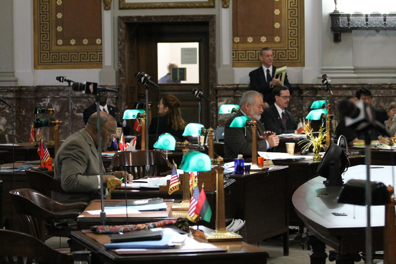 Seventeen out of the Board of Aldermen's 28 seats are up for election on Tuesday.