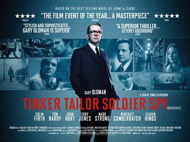 Tinker Tailer soldier Spy