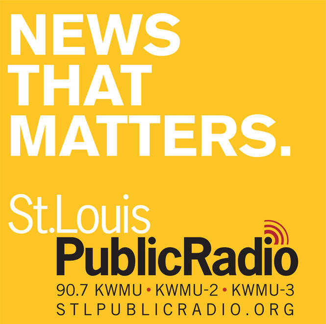 news that matters with stlpr logo