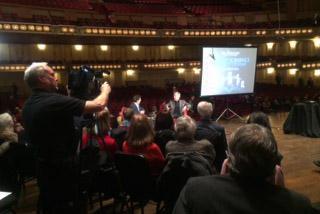 St. Louis Symphony Music Director David Robertson announces 2015-2016 season