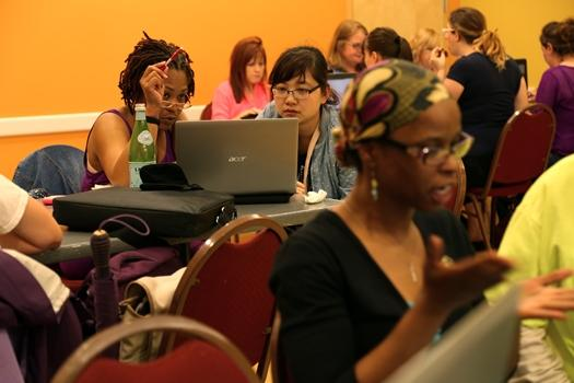 CoderGirl offers free weekly meetings that are meant to bring women with an interest in computer programming together with female mentors who can guide them.