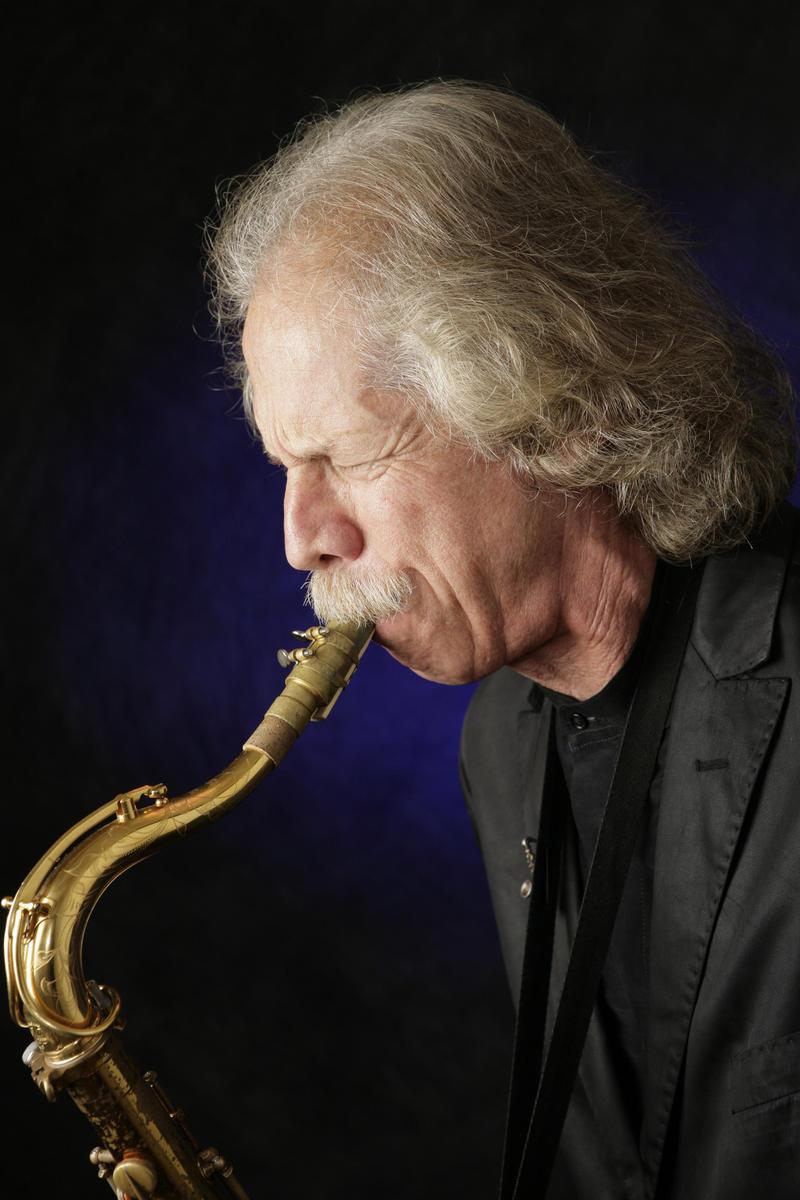 Saxophonist Lou Marini