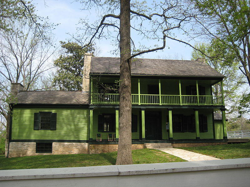 A new initiative aims to increase St. Louis youth's exposure and service at public outdoor spaces, like the Ulysses S. Grant National Historic Site (pictured), through programs, job opportunities and summer camps.